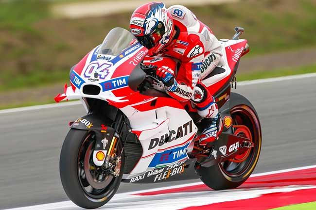 ANdrea Dovizioso (Ducati Team)