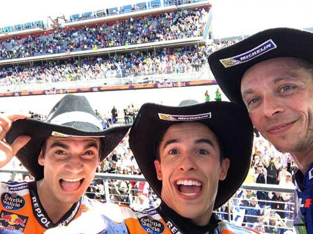 Marc Marquez (Repsol Honda) vainqueur du Grand Prix des Amériques 2017