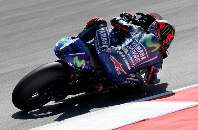 Maverick Vinales (Movistar Yamaha)