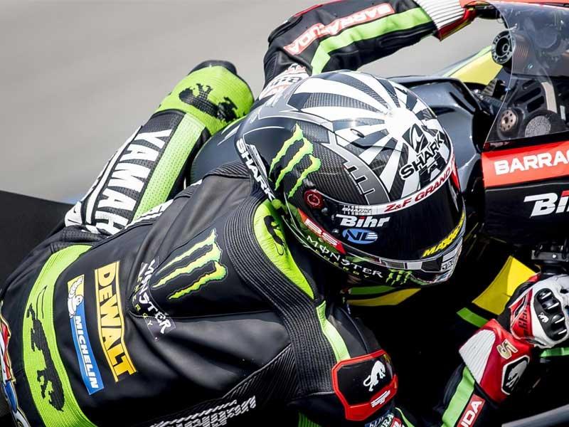 Johann Zarco (Yamaha Tech 3) en pole position au Grand Prix du Qatar 2018