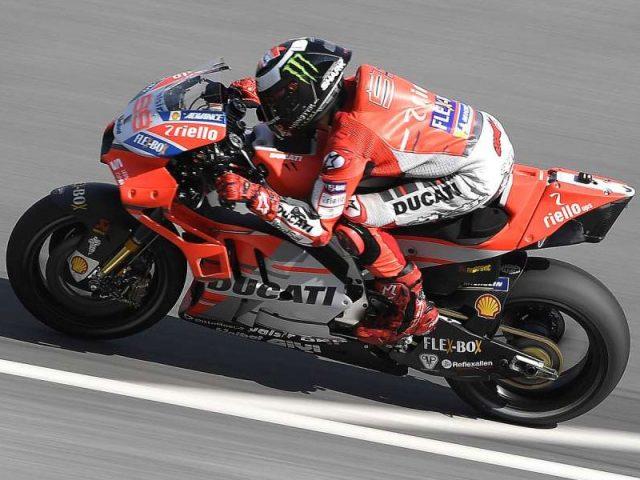 Jorge Lorenzo (Ducati Team)