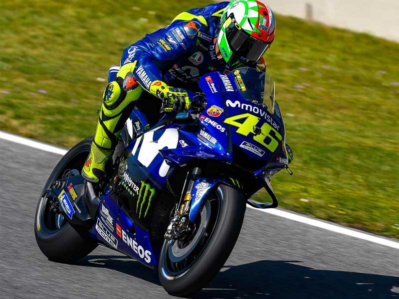 Valentino Rossi (Movistar Yamaha)
