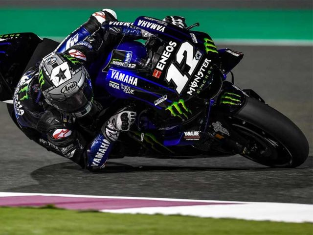 Maverick Vinales (Monster Energy Yamaha)