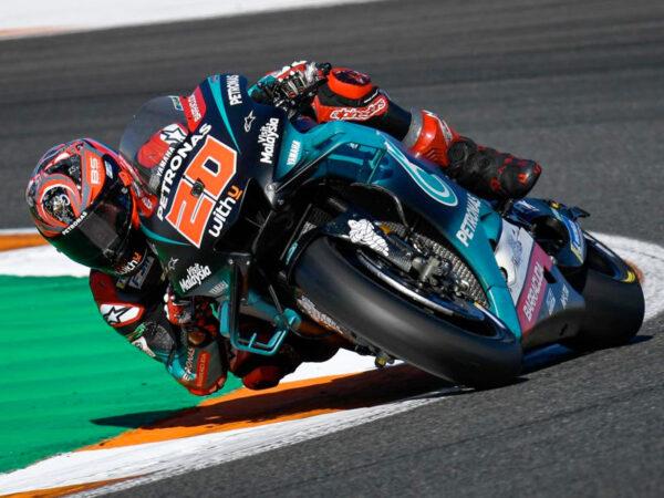 Fabio Quartararo (Petronas Yamaha SRT)