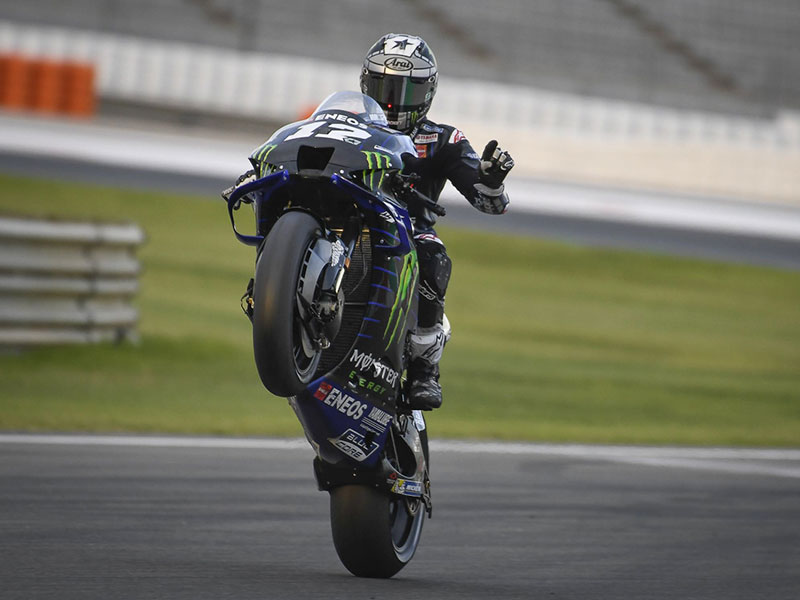 Maverick Vinales (Monster Energy Yamaha MotoGP)