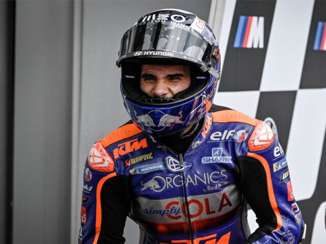 Miguel Oliveira (Red Bull KTM Tech 3)