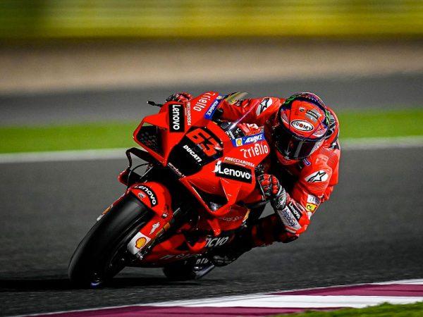 Francesco Bagnaia (Ducati Lenovo Team)