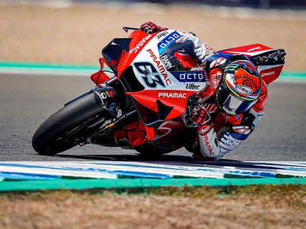 Pecco Bagnaia (Ducati Lenovo Team)